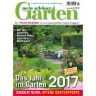 Mein schöner Garten Kalender 2017