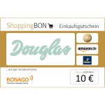 10 € Douglas ShoppingBON
