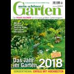 Mein schöner Garten Kalender 2018