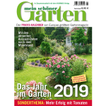 Mein schöner Garten Kalender 2019
