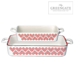 GreenGate Auflaufform, 2er-Set