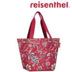 "reisenthel Shopper ""paisley ruby"""