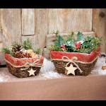 """Pflanzschale """"Weihnachten"""""""
