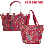 "reisenthel-Set ""paisley ruby"""