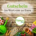 Mein schöner Garten Shop Gutschein 20 €