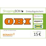 15 € Haus & Garten ShoppingBON