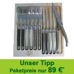 "Steakbesteck-Set ""Natura"""