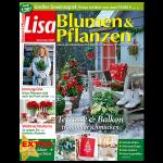 1 x Lisa Blumen & Pflanzen kostenlos