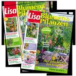 2 x Lisa Blumen & Pflanzen
