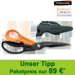 FISKARS Mehrzweckschere Cuts & More