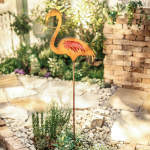 "Gartenstecker ""Flamingo"""