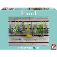 Mein schönes Land Puzzle (500)