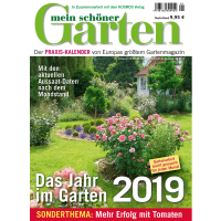 Schon Mein Schöner Garten Kalender 2019