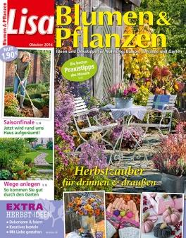 Lisa Blumen & Pflanzen JAHRES-ABO