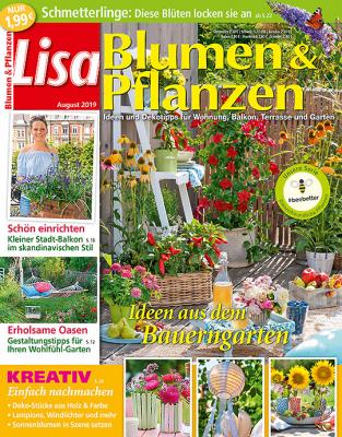 Mein Schoner Garten Alle Aboarten Von Lisa Blumen Pflanzen