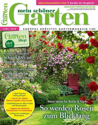 Mein schöner Garten 2018/9 Cover