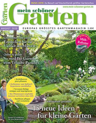 Mein Schoner Garten Zeitschriften