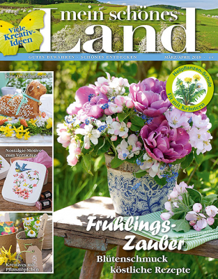 ✿ Mein Schöner Garten | Zeitschriften