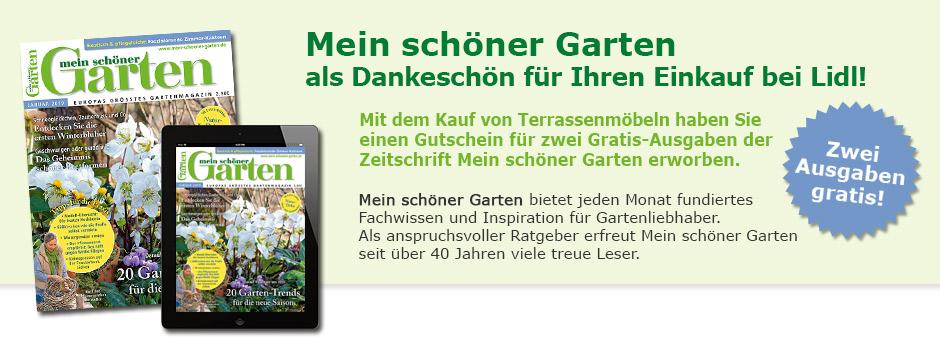 Mein Schöner Garten Aktion 2019 Lidl