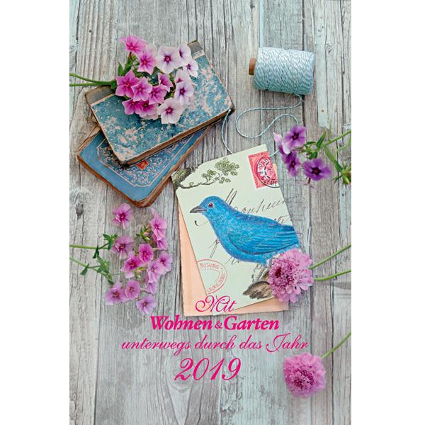 Mein Schöner Garten Wohnen Garten Kalender 2019