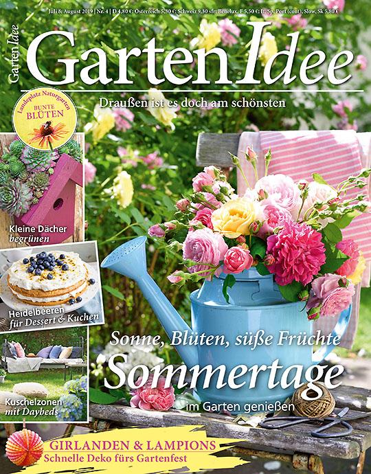 Mein Schoner Garten Alle Aboarten Von Gartenidee Zur Auswahl