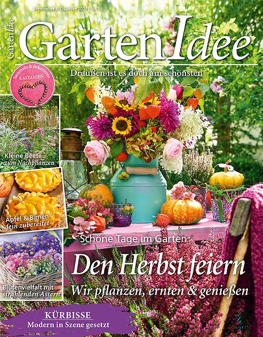 GartenIdee JAHRES-ABO