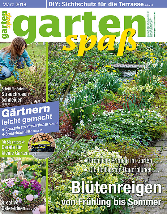 Gartenspaß MINI-ABO