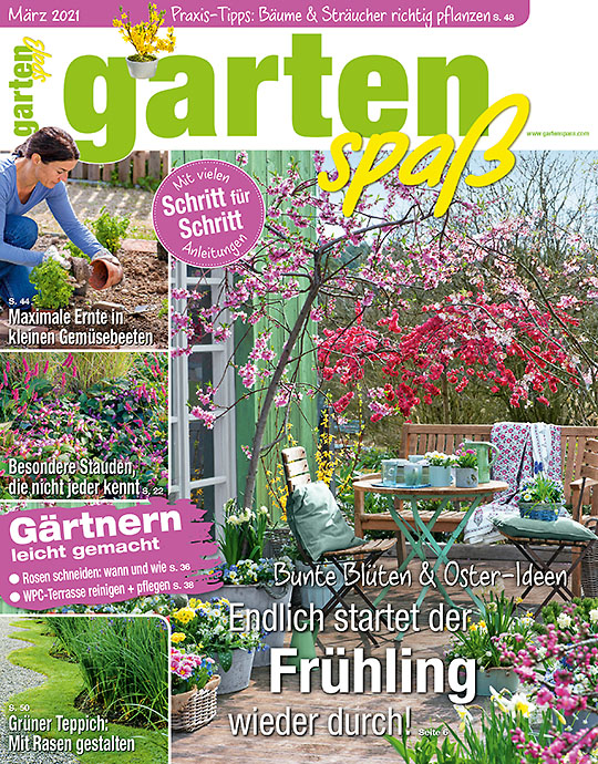Gartenspaß FLEXIBLES ABO