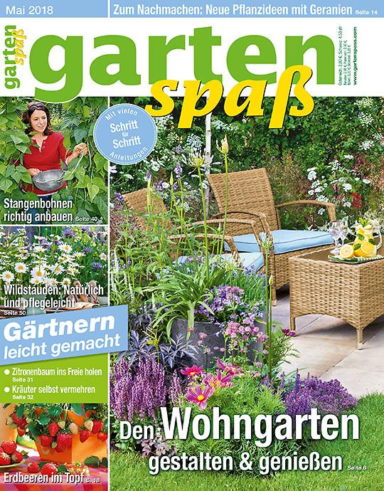 Gartenspaß GESCHENK-ABO