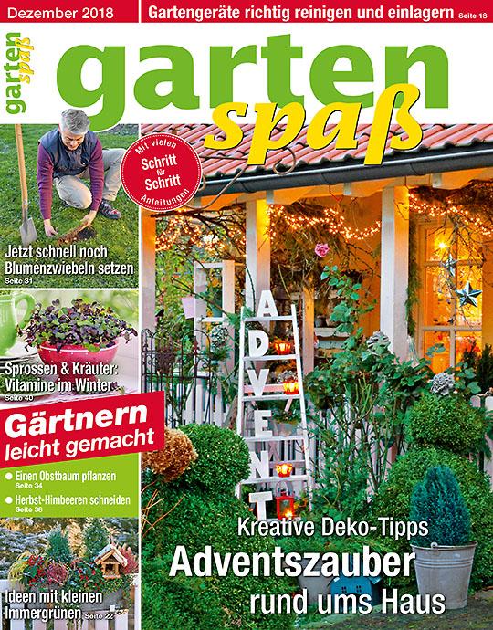 Mein Schöner Garten Spezial · Zum Angebot · Gartenspaß GESCHENK ABO