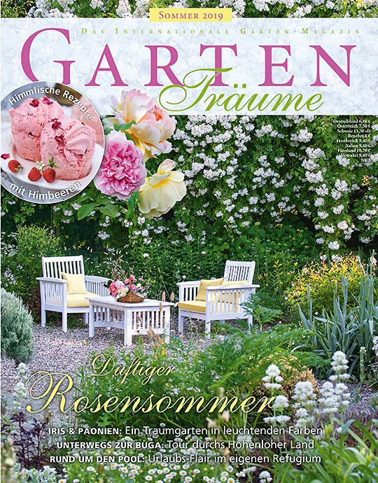 GartenTräume GESCHENK-ABO