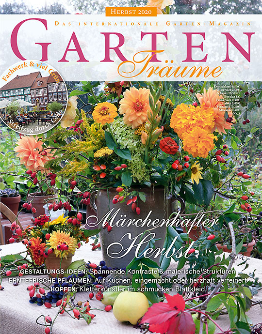GartenTräume JAHRES-ABO