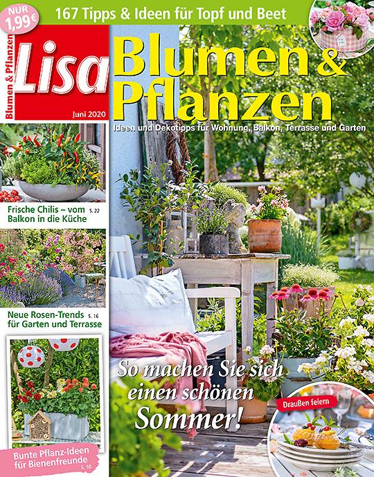 Lisa Blumen & Pflanzen FLEXIBLES ABO