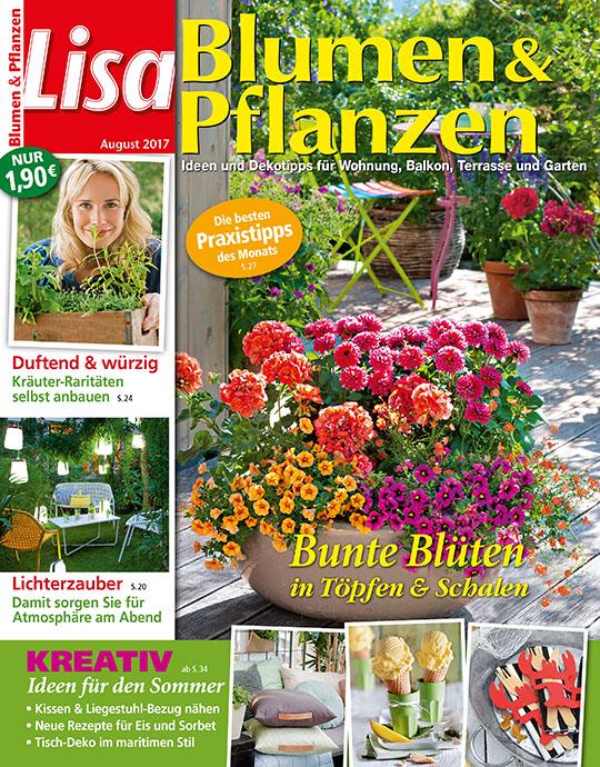 Lisa Blumen & Pflanzen