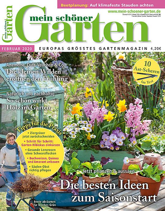 Mein schöner Garten JAHRES-ABO