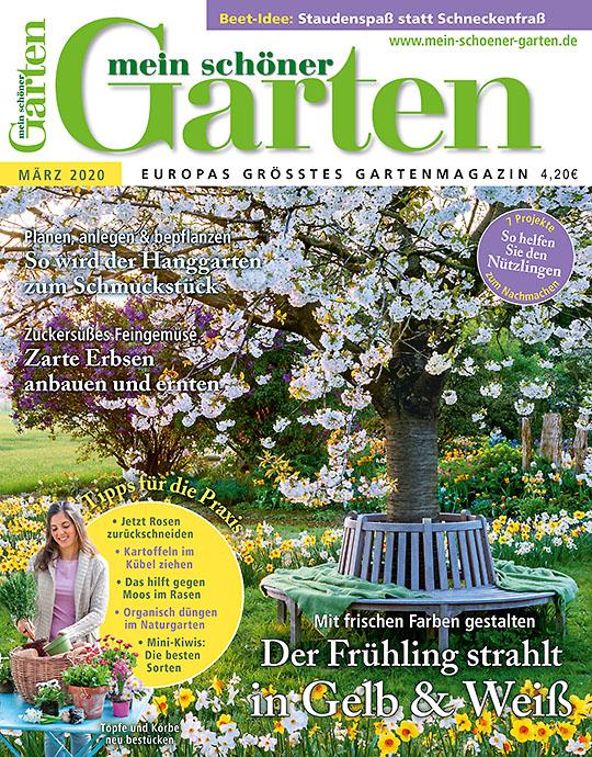 Mein schöner Garten PRÄMIEN-ABO