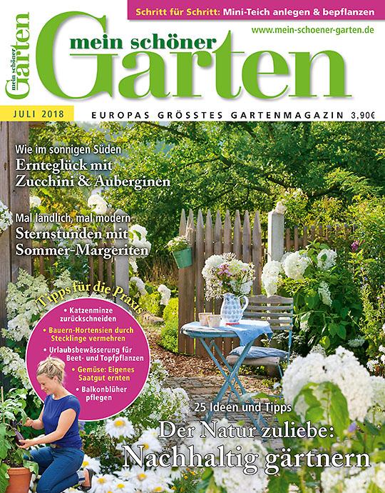 ✿ Mein schöner Garten | Alle Aboarten von Mein schöner Garten