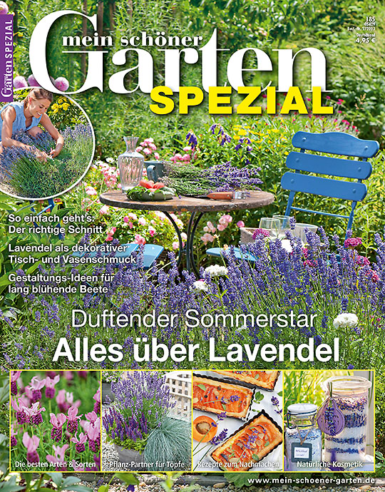 Mein schöner Garten Spezial JAHRES-ABO