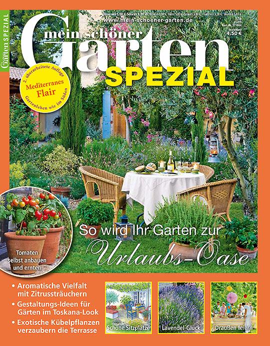 Mein schöner Garten Spezial MINI-ABO