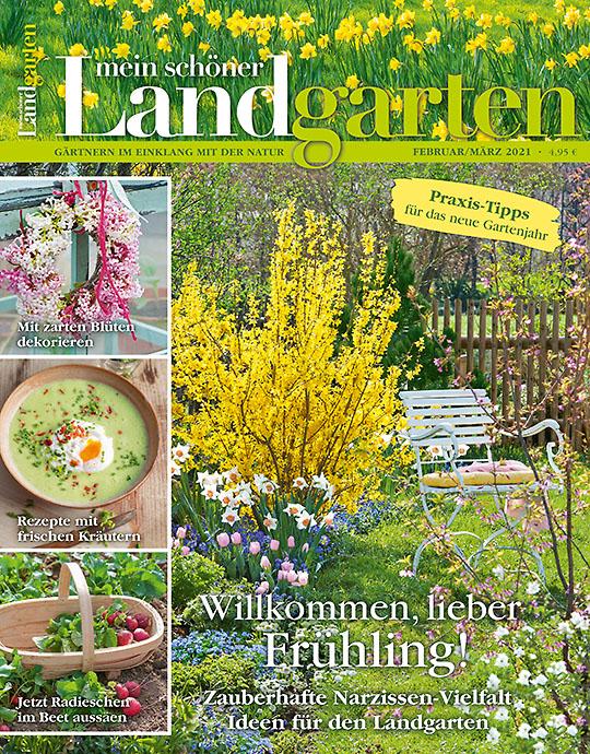 Mein schöner Landgarten GESCHENK-ABO