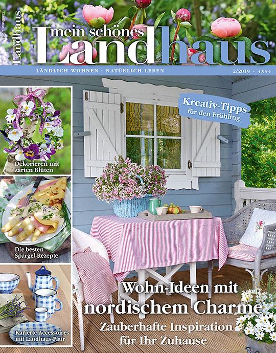 Mein schönes Landhaus GESCHENK-ABO